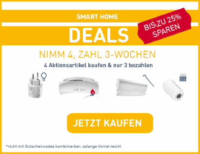 Somfy® Smart Home Deals