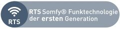 RTS Somfy Funktechnologie